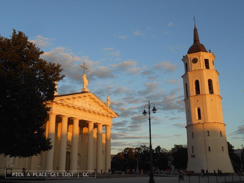 Vilnius, Arkikatedra
