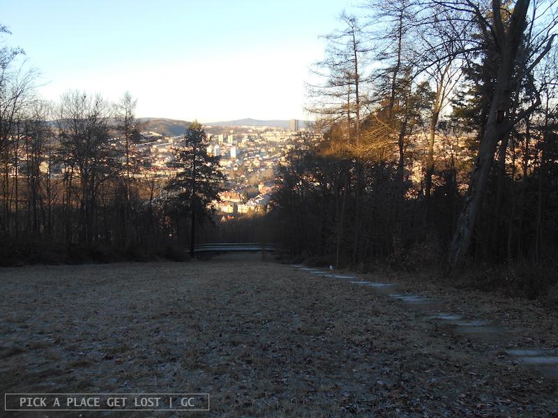 Brno, Wilsonův les