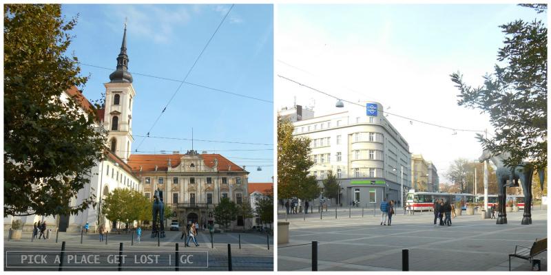 Brno, Moravské náměstí