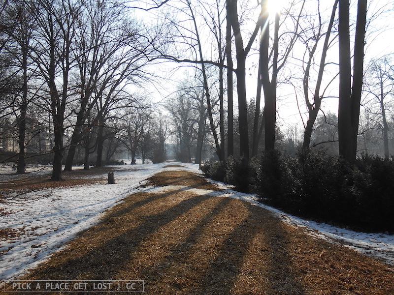 Brno, Lužánky Park