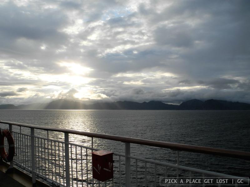 Hurtigruten voyage