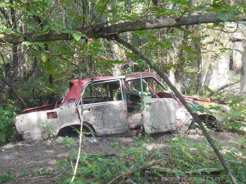 Chernobyl Tour, Zalissya