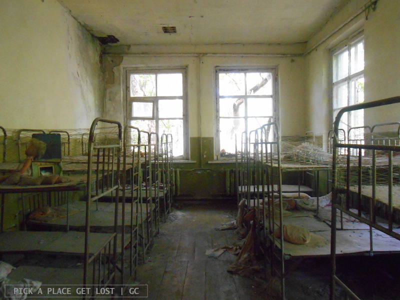 Chernobyl 10-km Zone, Kopachi