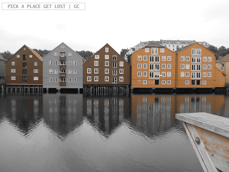 Norway. Trondheim
