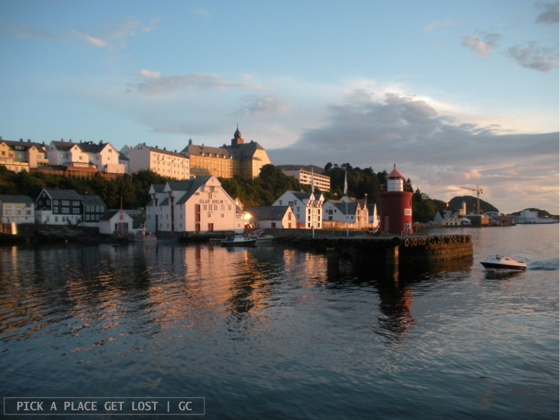 Norway. Ålesund