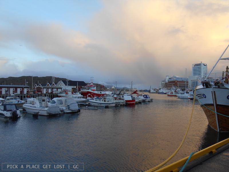 Bodø, harbour