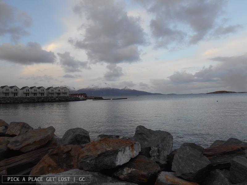 Bodø, Løpsvika beach