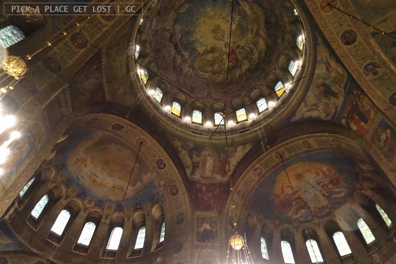 Sofia, Alexander Nevski Cathedral