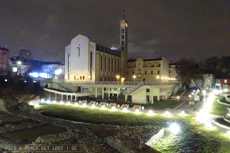 Sofia, Catholic Cathedral of Saint Joseph