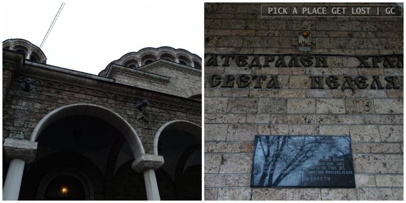 Sofia, Sveta Nedelya Church