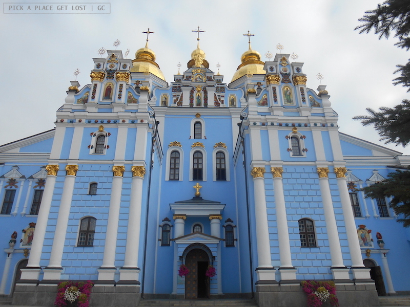 Kiev churches, St. Michael's Monastery