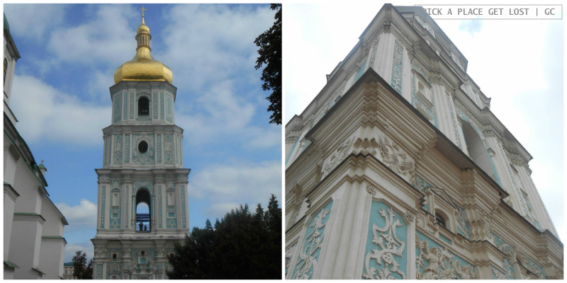 Kiev churches, St. Sophia