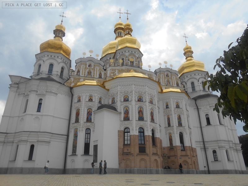 Kiev churches, Lavra