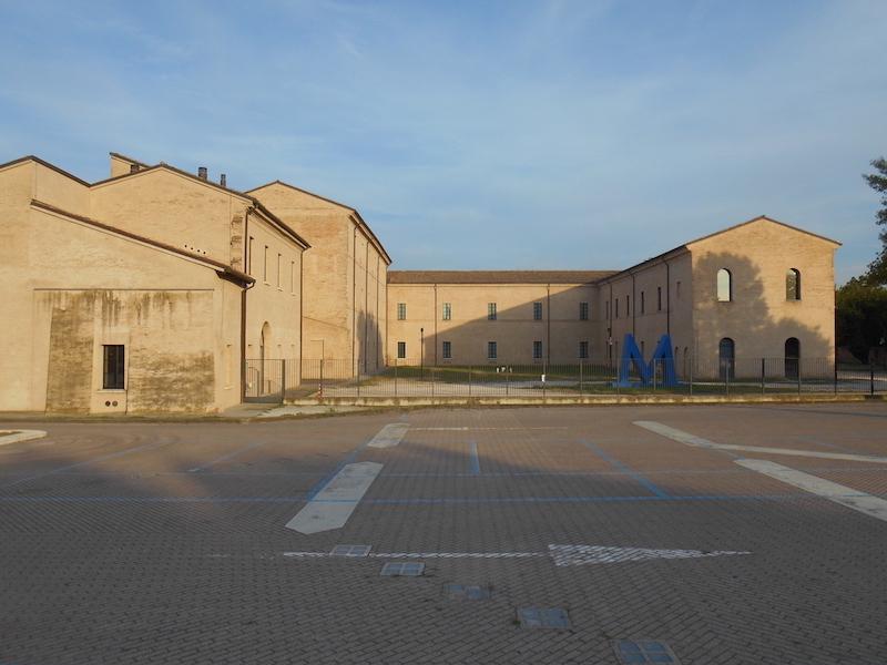 Forlì. San Domenico Museums