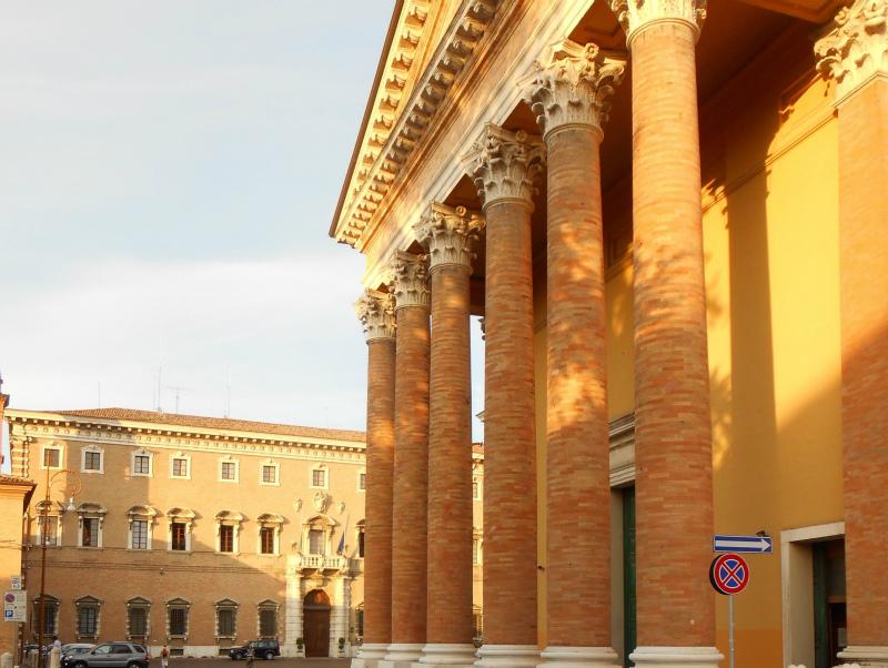 Forlì. Duomo