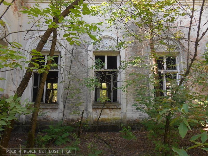 Tour Zona di alienazione Chernobyl, Zalissya