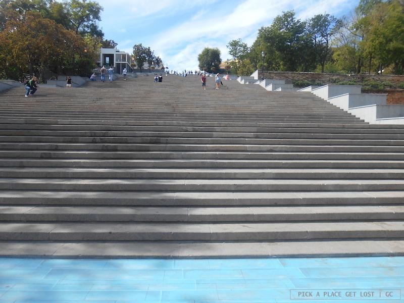 Odessa, Potemkin Steps