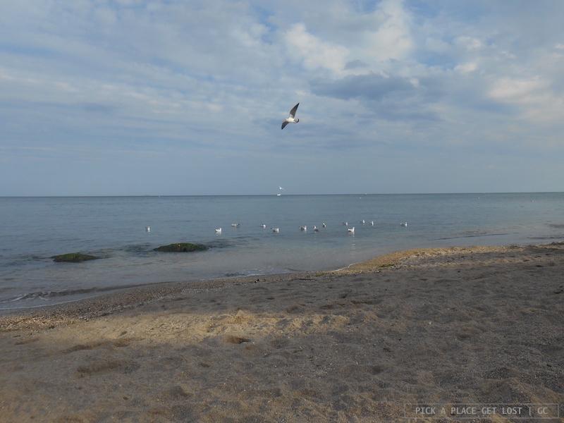 Odessa, Mar Nero