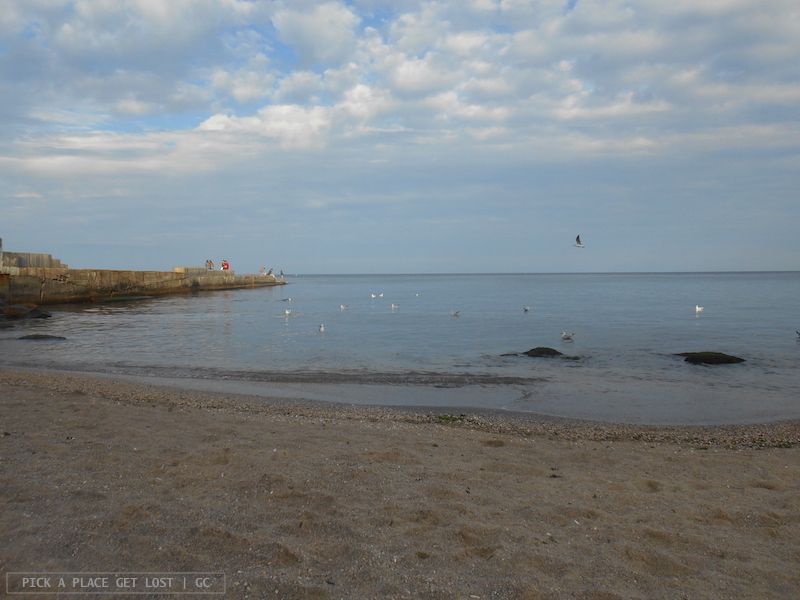 Odessa, spiaggia Arcadia