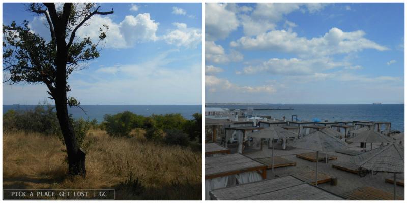 Odessa, spiaggia Otrada