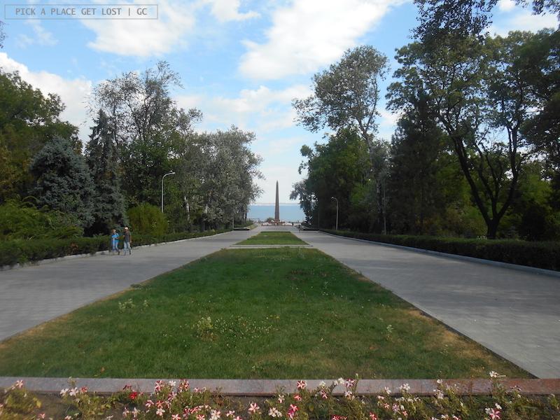 Odessa, Parco Shevchenko