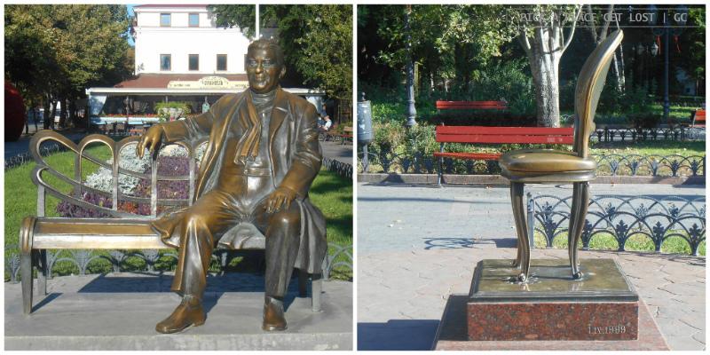 Odessa, Derybasivska