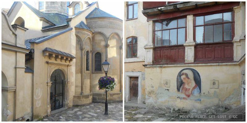 Lviv, Armenian Cathedral