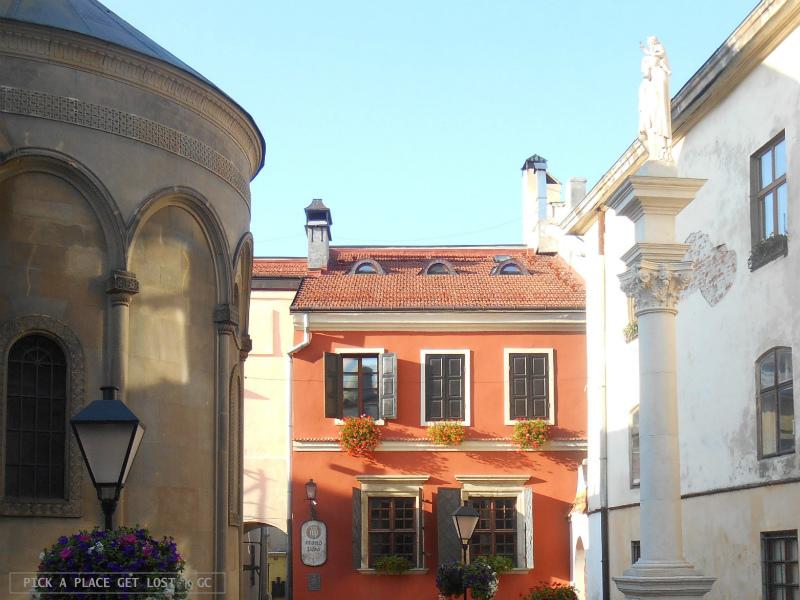 Lviv, Cattedrale Armena