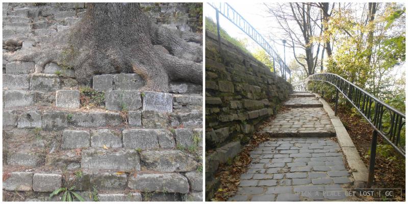 Lviv, collina del castello