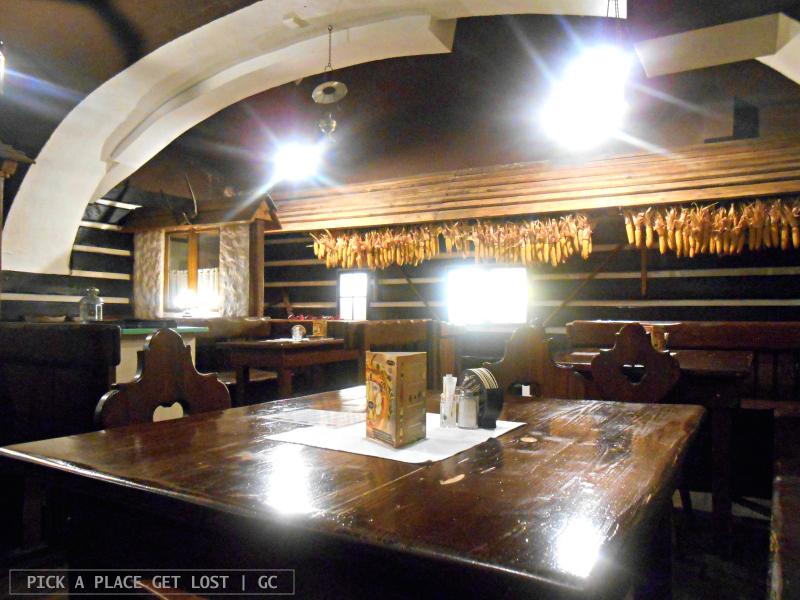 Cucina ceca a Brno. Skanzeen