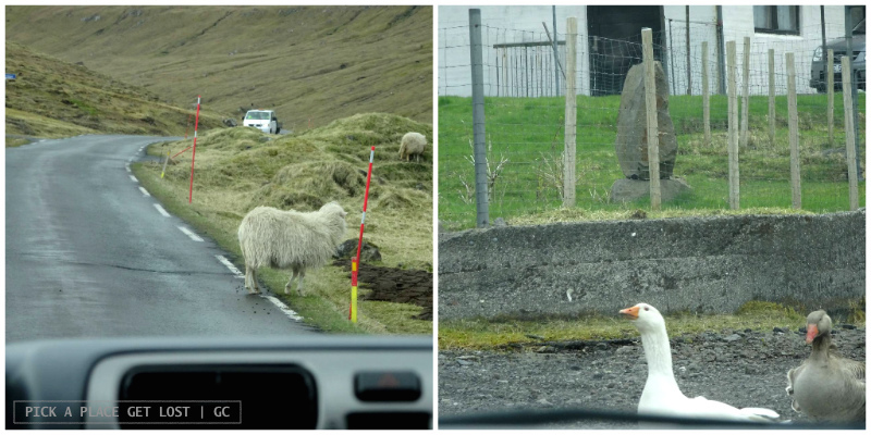 Faroe Islands. Eysturoy island
