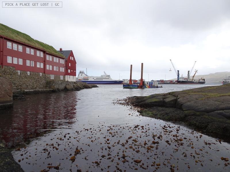 Faroe Islands. Torshavn