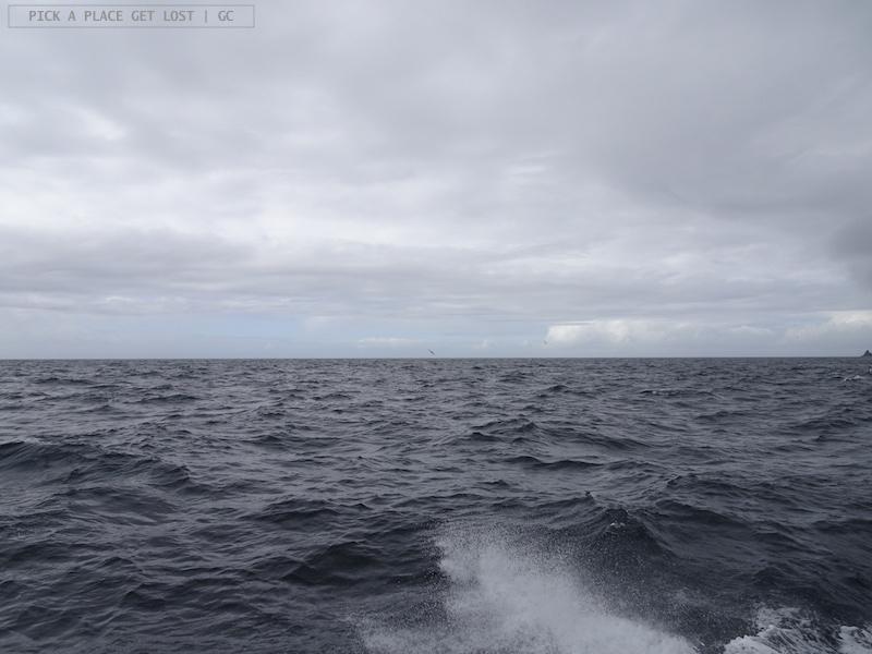 Isole Faroe. Scogliere di Vestmanna