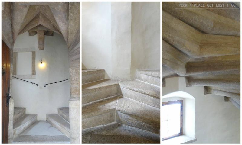 Graz, double spiral staircase