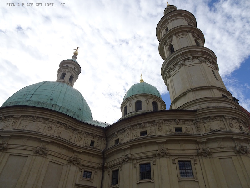 Graz, Mausoleo dell'imperatore Ferdinando II