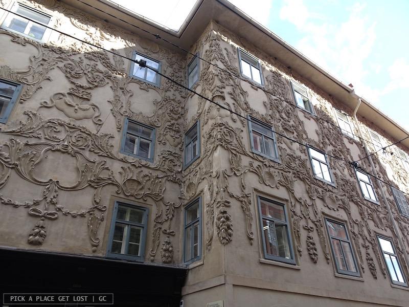 Graz, Sporgasse