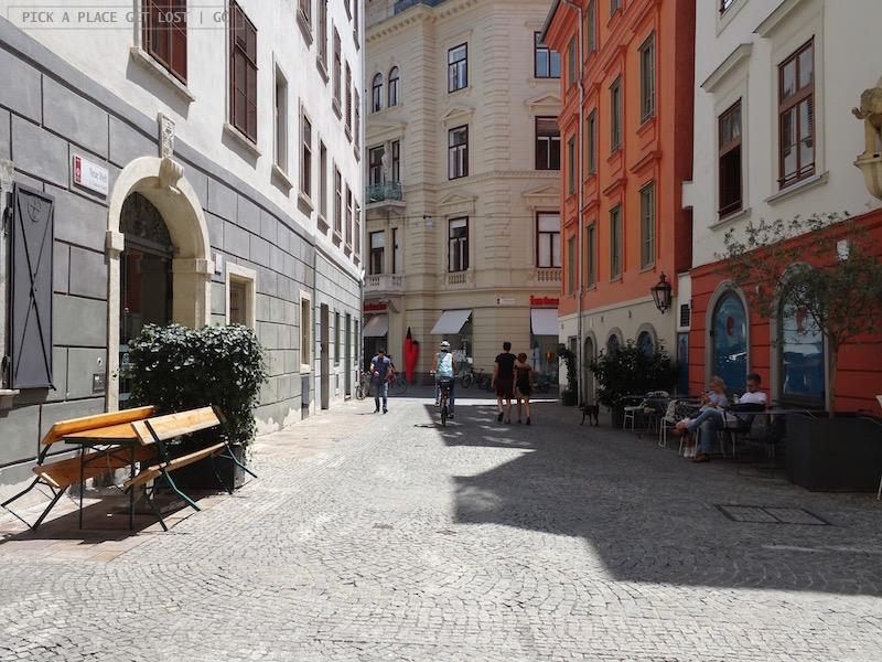 Graz, città vecchia
