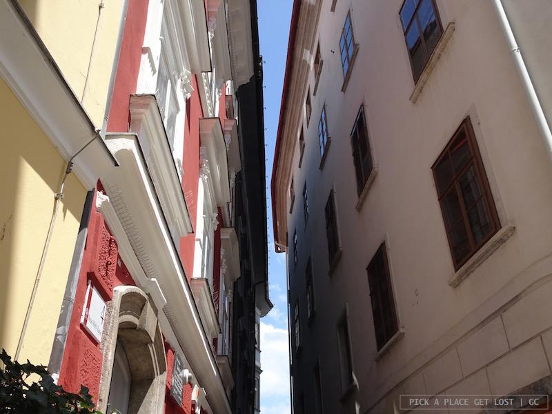 Graz, Old Town