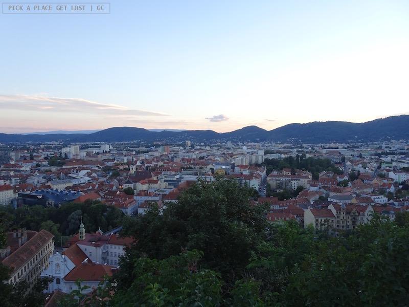 Graz, Schlossberg