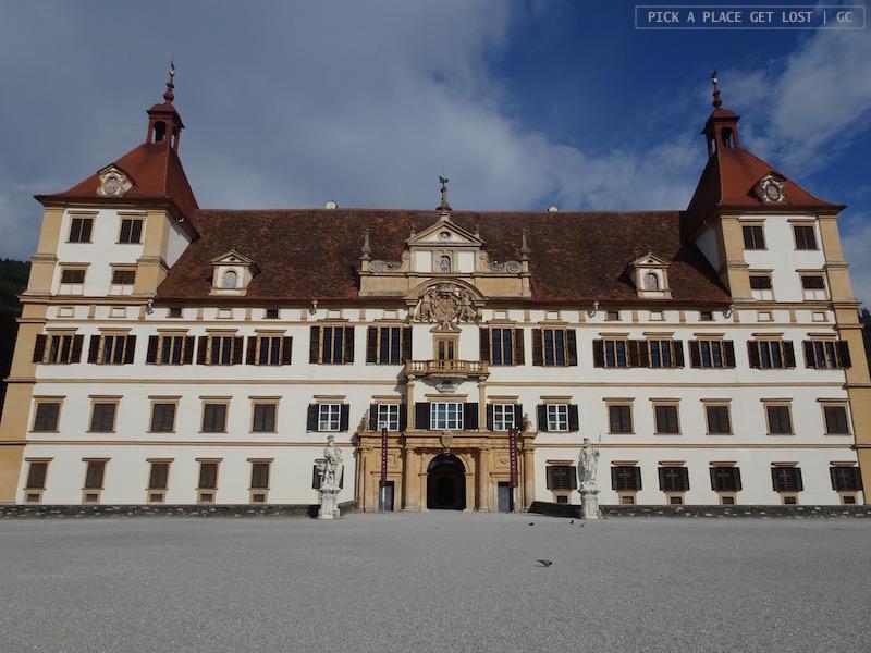 Graz, Eggenberg Schlossberg