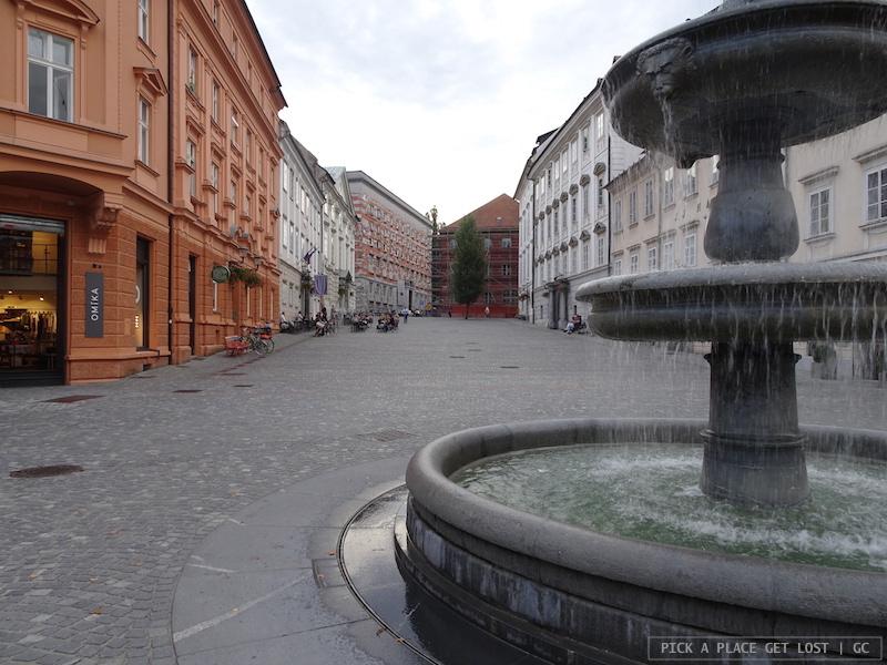 Slovenia. Lubiana