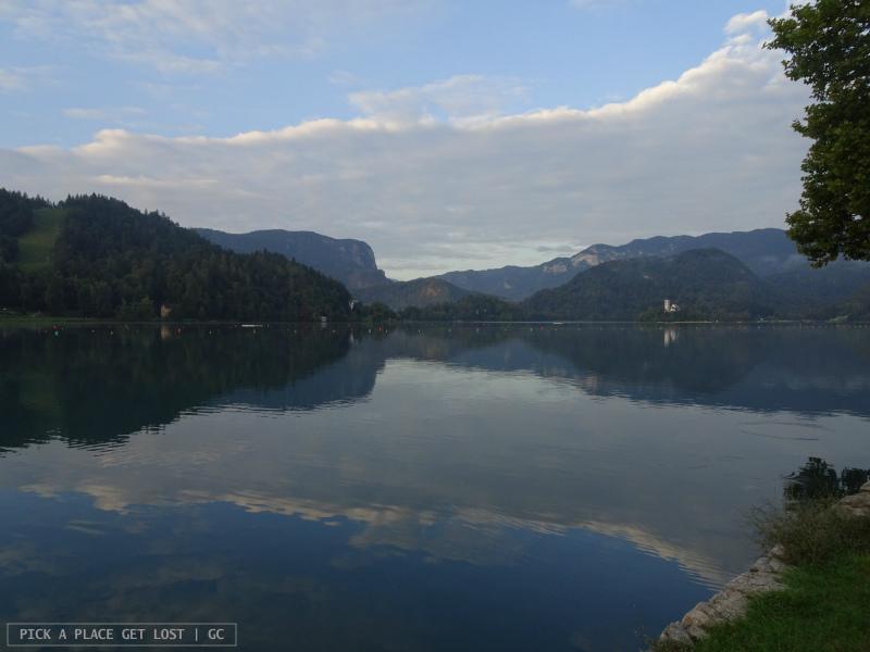 Slovenia. Lago di Bled