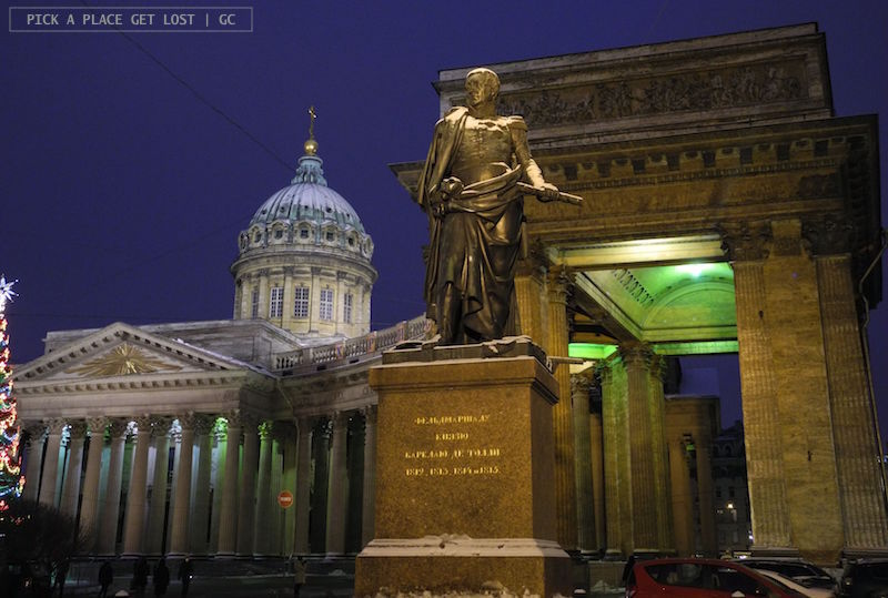 Saint Petersburg. Kazan Cathedral
