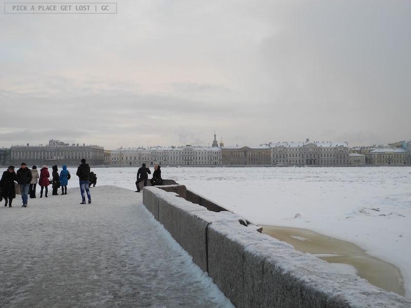 San Pietroburgo. Fortezza di Pietro e Paolo