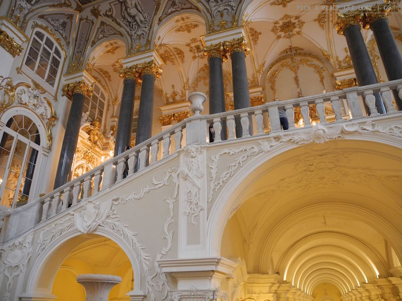 Saint Petersburg. Hermitage