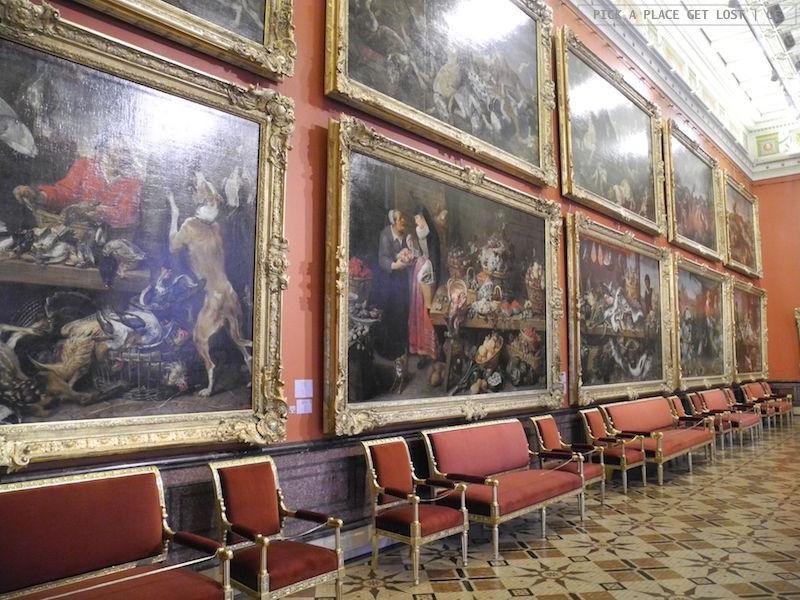 San Pietroburgo. Hermitage