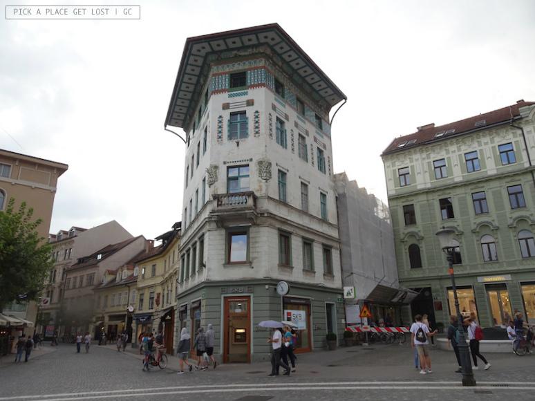 Ljubljana, Prešernov trg