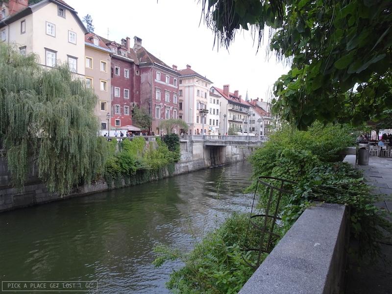 Lubiana, Ljubljanica