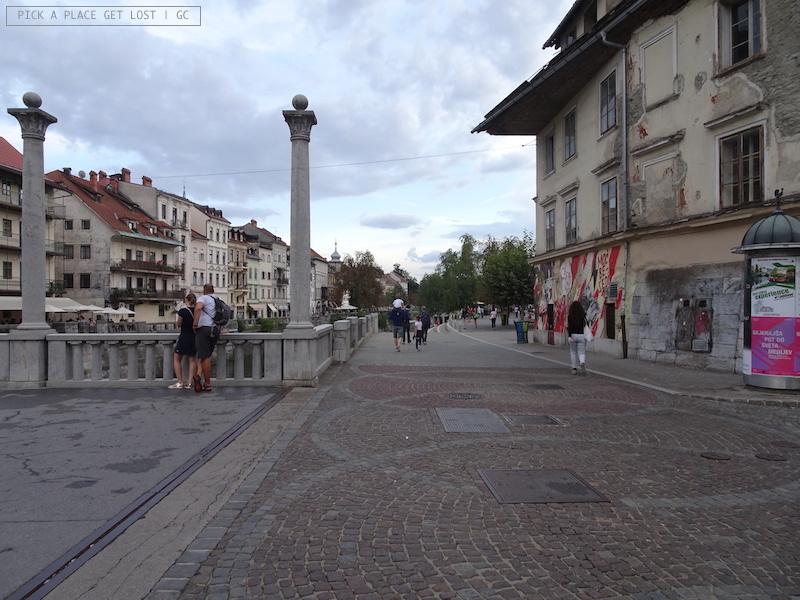 Lubiana, Ponte dei Calzolai