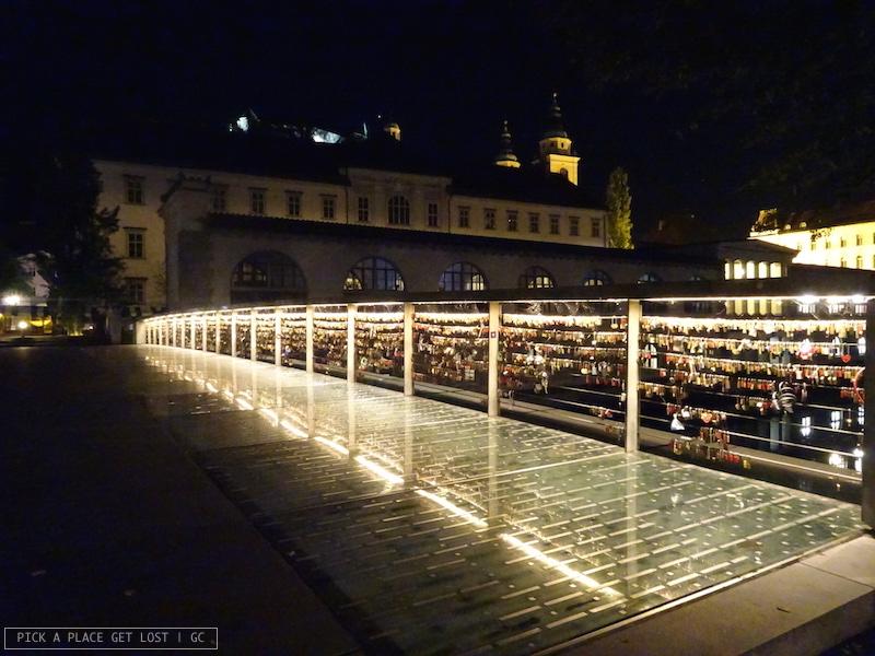 Lubiana, Ponte dei Macellai